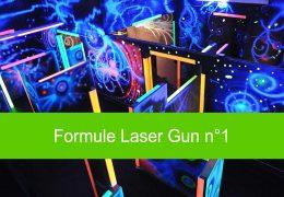 Formule Laser Gun n°1