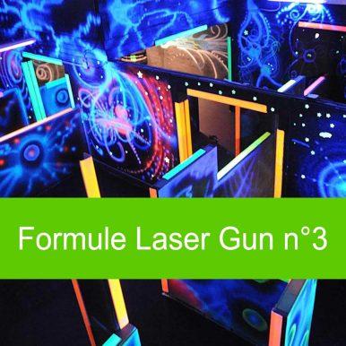 Formule Laser Gun n°3